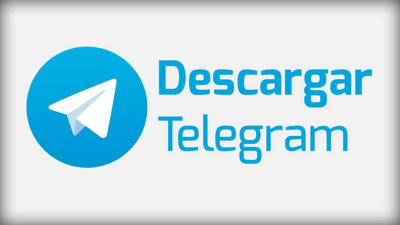 DESCARGA telegram